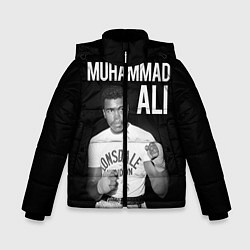 Куртка зимняя для мальчика Muhammad Ali - фото 1