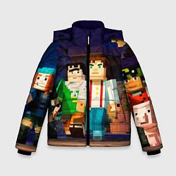 Зимняя куртка для мальчика Minecraft Men's