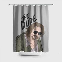 Шторка для душа The Dude цвета 3D — фото 1