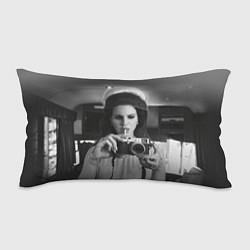 Подушка-антистресс Lana Photographer цвета 3D-принт — фото 1