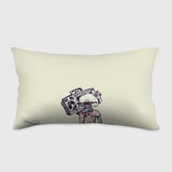 Подушка-антистресс Череп цвета 3D — фото 1