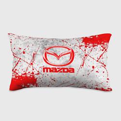 Подушка-антистресс MAZDA RED LOGO цвета 3D — фото 1