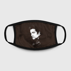 Маска для лица Elvis Presley цвета 3D-принт — фото 2