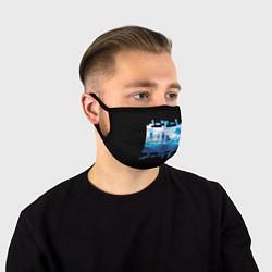 Маска для лица No Game No Life цвета 3D — фото 1