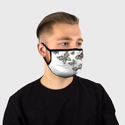 Маска для лица Boudoir Collection цвета 3D-принт — фото 1