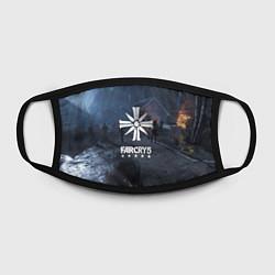 Маска для лица Cult Far Cry 5 цвета 3D-принт — фото 2