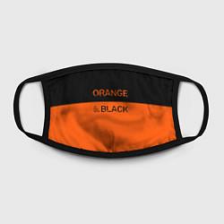 Маска для лица Orange Is the New Black цвета 3D — фото 2