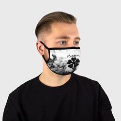Маска для лица ЧЁРНЫЙ КЛЕВЕР цвета 3D — фото 1