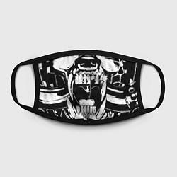 Маска для лица MOTORHEAD MASK цвета 3D — фото 2