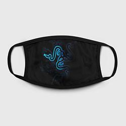Лицевая защитная маска с принтом RAZER, цвет: 3D, артикул: 10245499705881 — фото 2