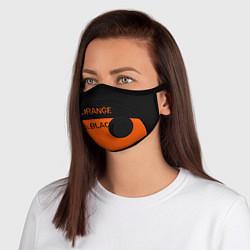 Маска с клапаном Orange Is the New Black цвета 3D-черный — фото 1