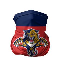 Бандана-труба Florida Panthers цвета 3D-принт — фото 1