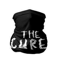 Бандана-труба The Cure: Logo цвета 3D — фото 1