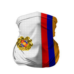 Бандана-труба I Love Armenia цвета 3D-принт — фото 1