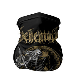 Бандана-труба Behemoth: Devil's Conquistador цвета 3D-принт — фото 1