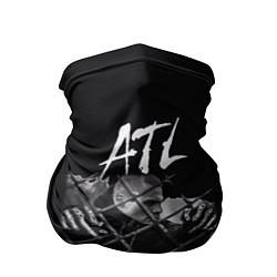 Бандана-труба ATL цвета 3D — фото 1