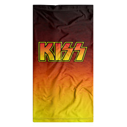 Бандана-труба KISS цвета 3D — фото 2