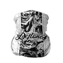 Бандана-труба Deftones цвета 3D — фото 1