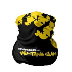 Бандана-труба Wu-Tang clan: The chronicles цвета 3D-принт — фото 1