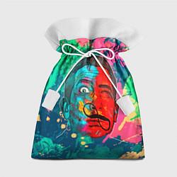 Мешок для подарков Dali Art цвета 3D — фото 1