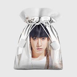 Мешок для подарков Jeon Jung Kook цвета 3D-принт — фото 1