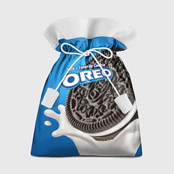 Мешок для подарков Oreo цвета 3D — фото 1