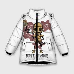 Куртка зимняя для девочки Don't Starve: WX-78 - фото 1