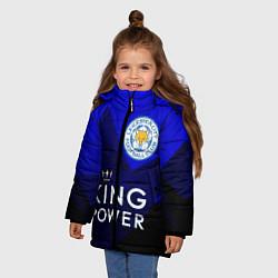 Куртка зимняя для девочки Лестер - фото 2