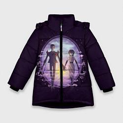 Куртка зимняя для девочки Dont Starve цвета 3D-черный — фото 1