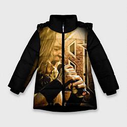 Зимняя куртка для девочки Кипелов: Ария