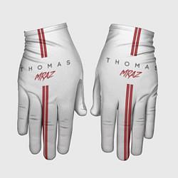 Перчатки Thomas Mraz цвета 3D — фото 1