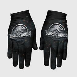 Перчатки Jurassic World: Smoke & Ash цвета 3D — фото 1