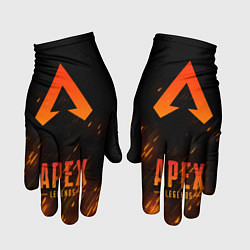 Перчатки Apex Legends: Orange Flame