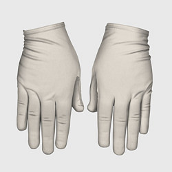Перчатки Радуга v2 - бежевый цвета 3D — фото 1