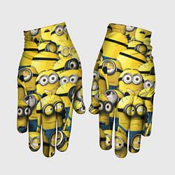 Перчатки Minions