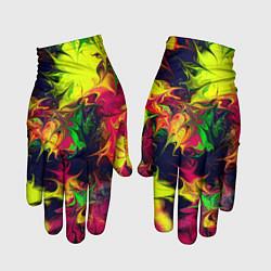Перчатки Кислотный взрыв