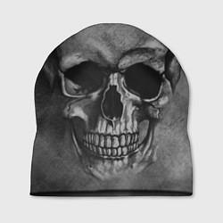 Шапка Череп цвета 3D-принт — фото 1