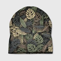 Шапка Тропический камуфляж цвета 3D — фото 1