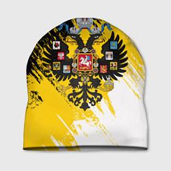 Шапка Имперский флаг и герб цвета 3D — фото 1