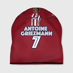 Шапка Antoine Griezmann 7 цвета 3D-принт — фото 1