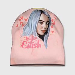 Шапка Billie Eilish цвета 3D-принт — фото 1