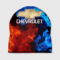 Шапка CHEVROLET цвета 3D-принт — фото 1