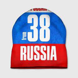 Шапка Russia: from 38 цвета 3D-принт — фото 1
