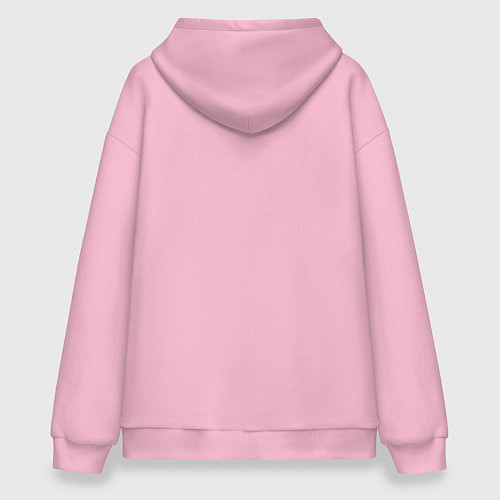 Худи оверсайз Harry Styles / Светло-розовый – фото 2