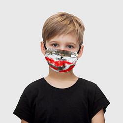Детская маска для лица CS:GO Roll Cage
