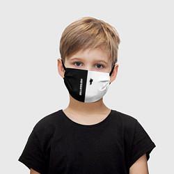 Детская маска для лица BILLIE EILISH