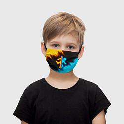 Детская маска для лица PORTAL