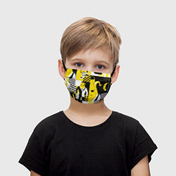 Детская маска для лица Agent Peely Агент Пили
