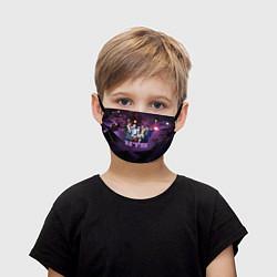 Детская маска для лица BTS