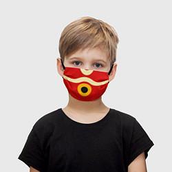 Маска для лица детская ПРИНЦЕССА МОНОНОКЕ цвета 3D — фото 1